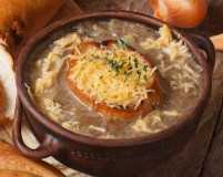 Travel with food: French Onion Soup