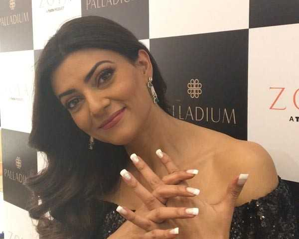 Sixty seconds with Sushmita Sen
