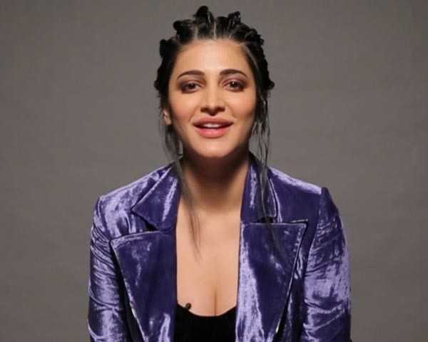 10 fun questions with our cover girl Shruti Haasan