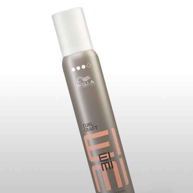 Wella EIMI Curl Craft Curl Control Wax Mousse