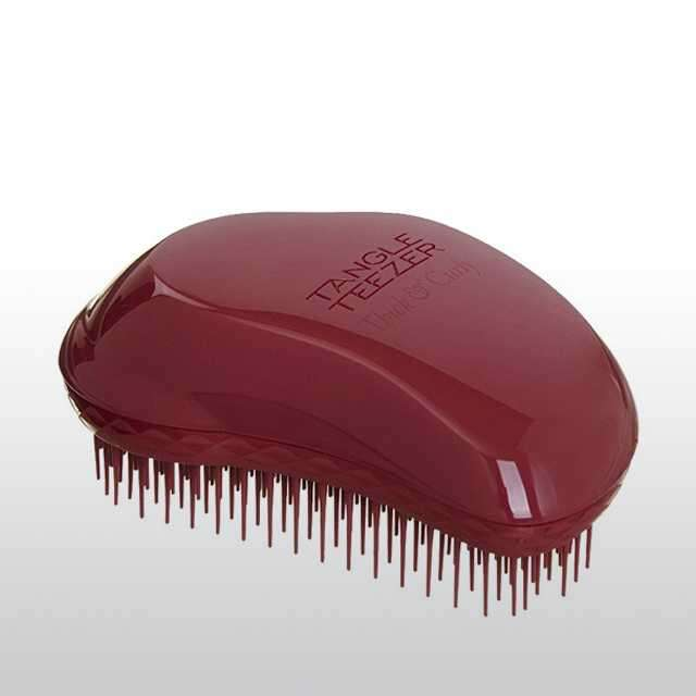 Tangle Teezer For Detangling Thick & Curly Hair