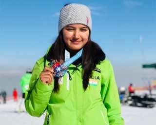 Aanchal Thakur, thank you for making India proud
