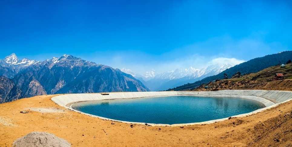 Auli - Uttarakhand