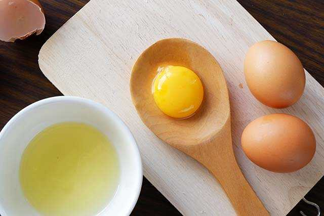 egg white mask for blackheads
