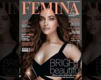 Deepika Padukone shines on Femina's latest cover