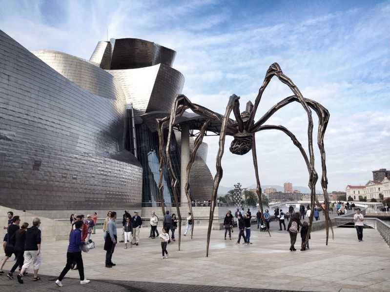 Discover Bilbao Spain Beyond The Guggenheim Femina In