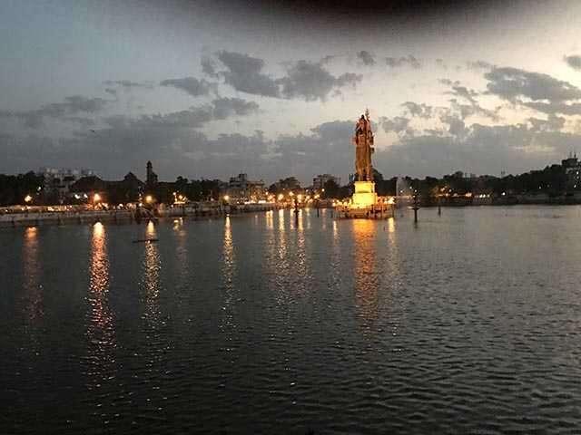 Sukh Sagar Lake