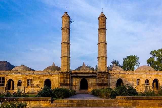 Sahar Ki Masjid, Champaner