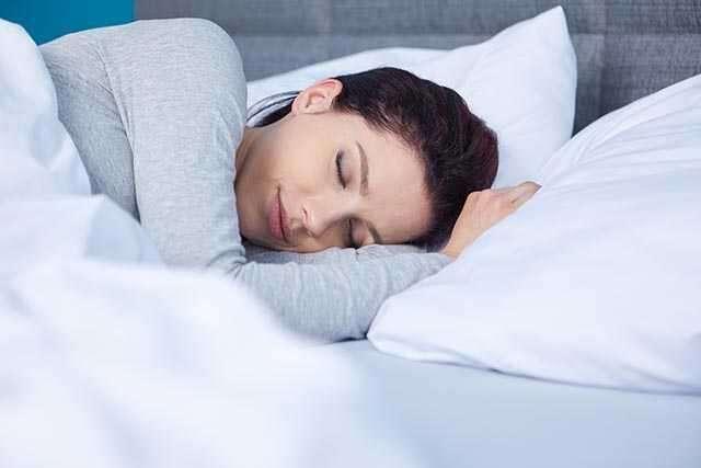 Improves sleep pattern