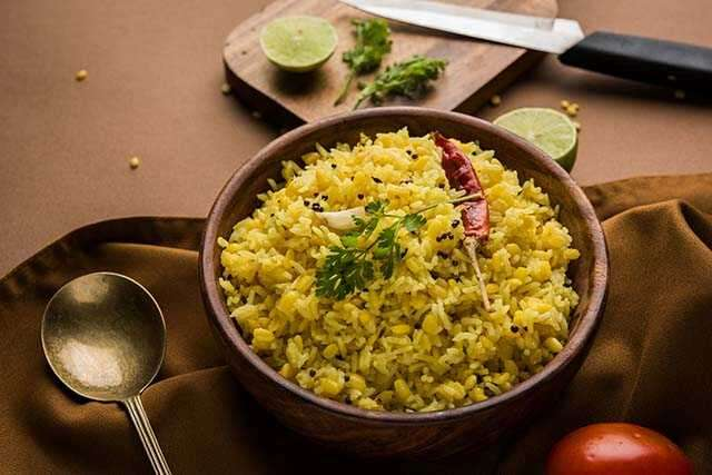 Khichdi in Gujarat