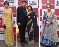 Celebs who donned ethnic wear on the Filmfare red carpet