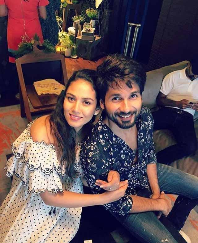 Mira Kapoors baby shower