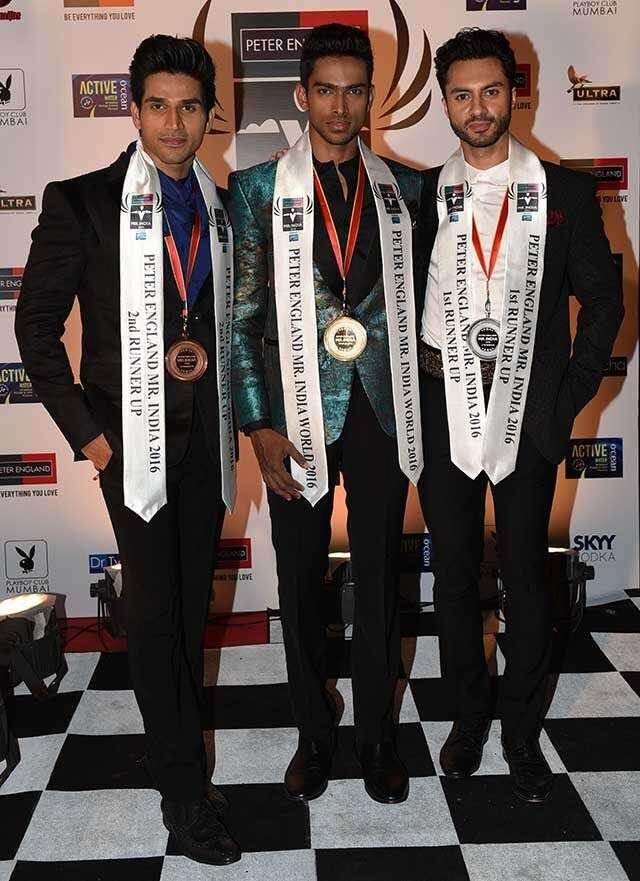 Mr India 2016 grand finale