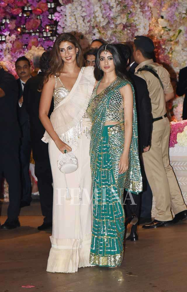 Shweta Bachchan Nanda and Navya Naveli Nanda