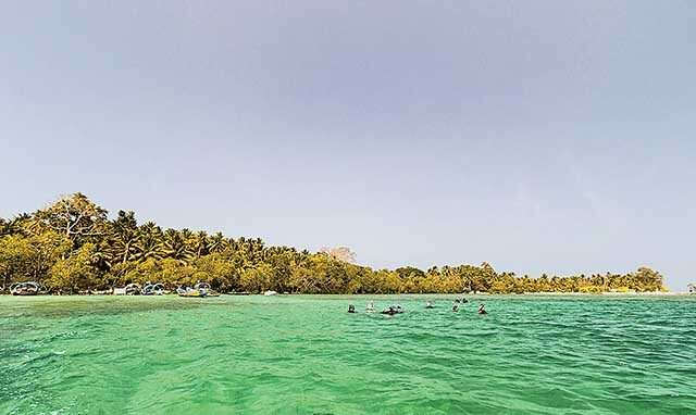 Andaman Islands Location for Beachside Honeymoon
