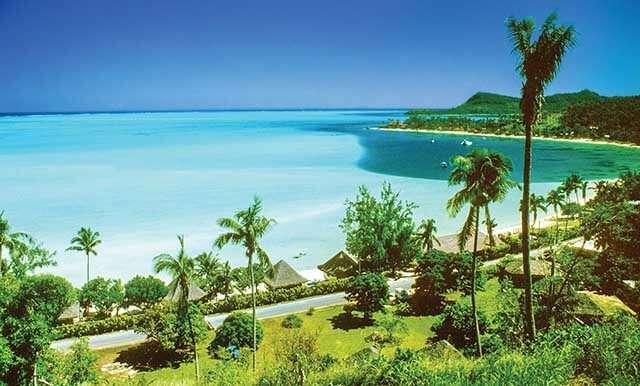 Bora Bora, France location for beachside honeymoon