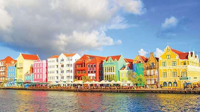 Curacao, Caribbean location for Beachside honeymoon