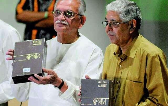 Gulzar re-releases his book Baghbaan and Nindiya Chor