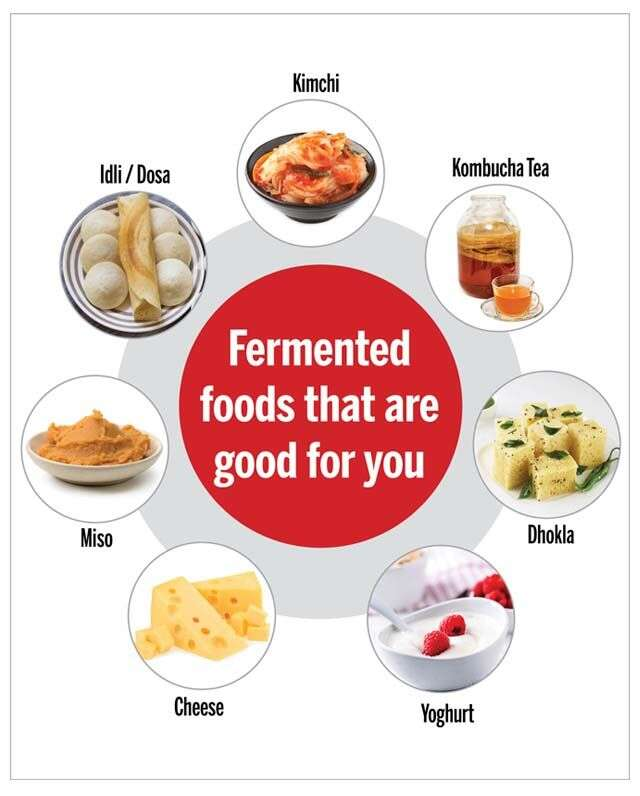 All you need to know about fermented foods | Femina in