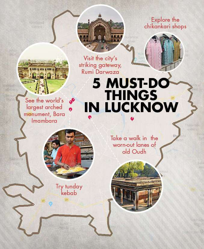 How to explore Lucknow in three days