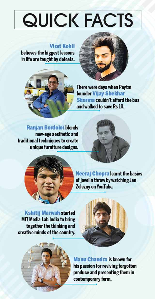 First among equals: Femina's Men of the Year