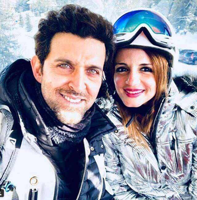 Hrithik Roshan and Sussane Khan have a friendship bond