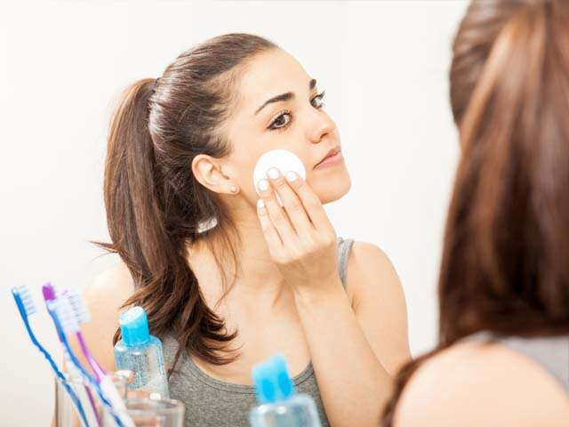 Figure out your skin type and get an ideal cleanser in place to remove all traces of makeup, dirt, pollution and other impurities that may have lodged ...