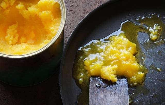 use of ghee in our diet