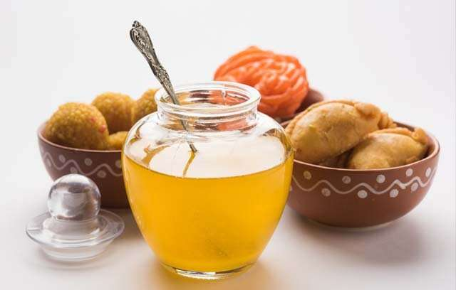 list of ghee benefits
