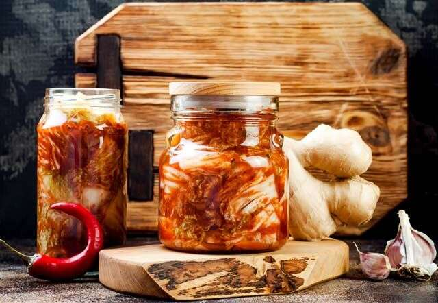 Eat Kimchi which is Best Fermented Foods