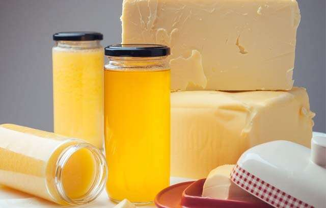 best way to store ghee
