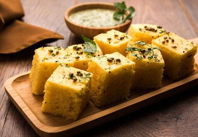 Eat Dhokla which is Best Fermented Foods