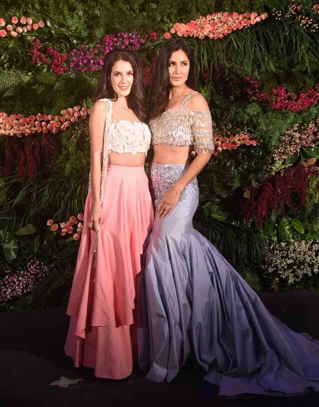 Beauty Makeup for Isabel Kaif with Katrina Kaif