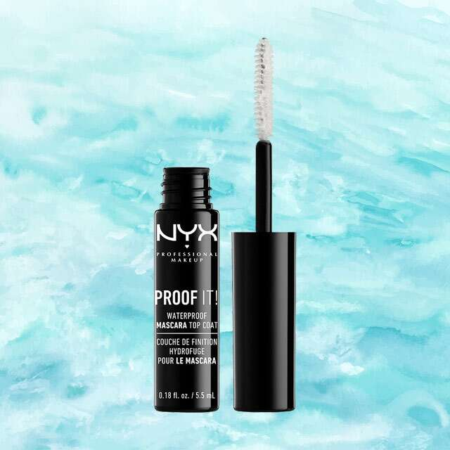 NYX Professional Proof It! Waterproof Mascara Top Coat