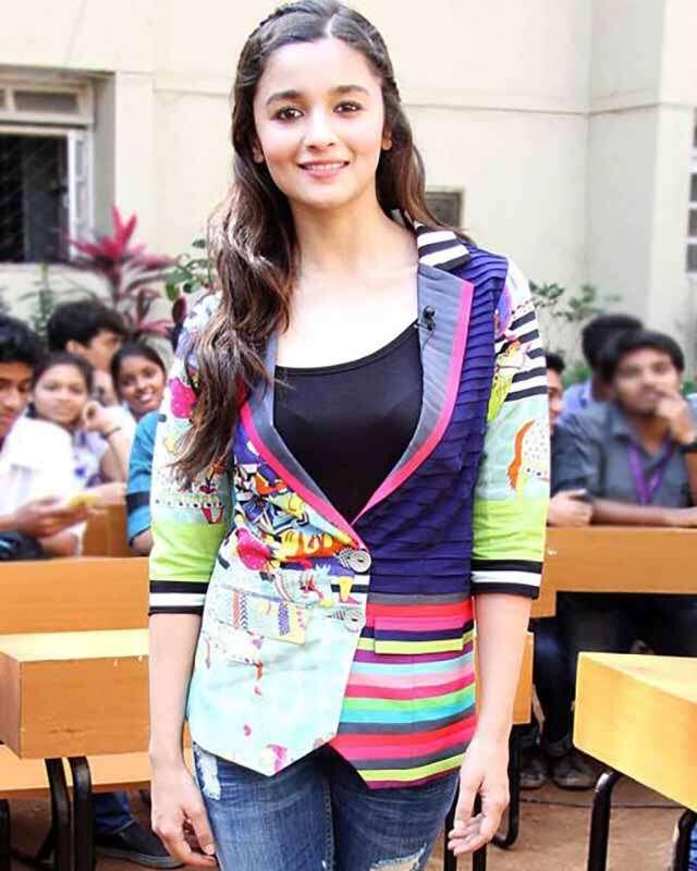 Alia Bhatt Quirk Box Fashion Trends
