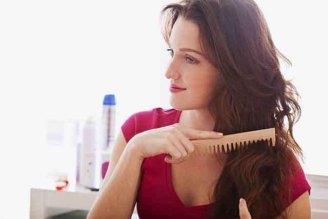 Take special care for Hair beauty in monsoon