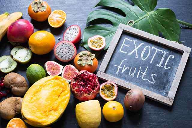 health benefits of exotic fruits