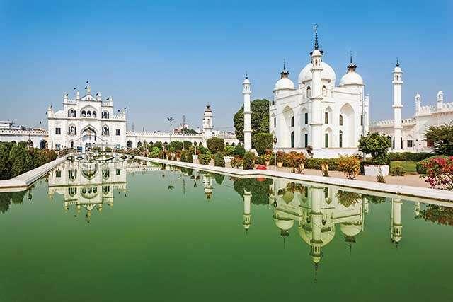 chhota imambara Lucknow