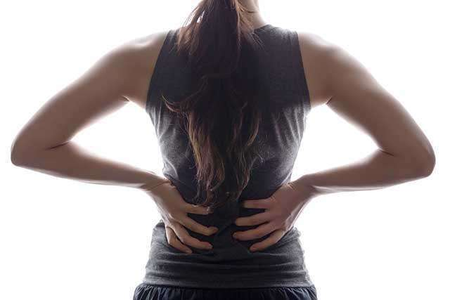 Kinds of back pain