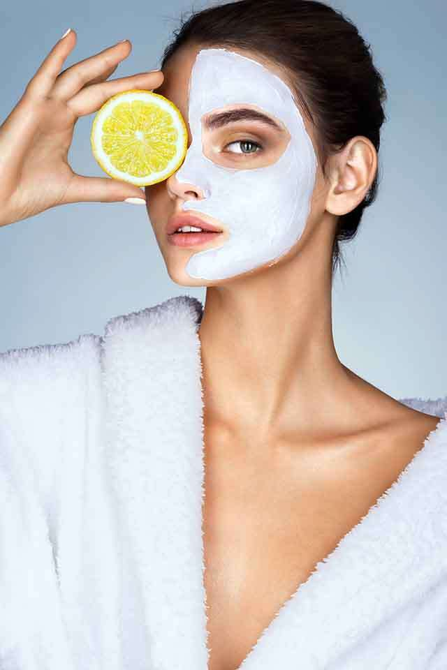 Use deep skin creams for beauty in Monsoon
