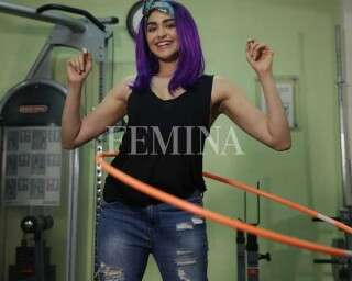 Chair exercises by Adah Sharma