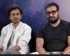 Nawazuddin Siddiqui and Anurag Kashyap talk about Sacred Games, and more