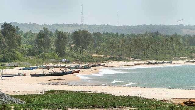 Vengurla, Maharashtra location for Beachside Honeymoon