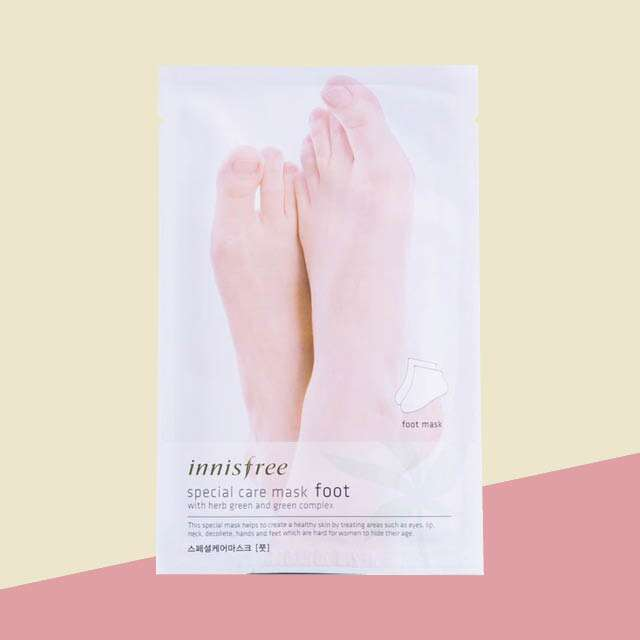 Innisfree Special Care Mask – Foot