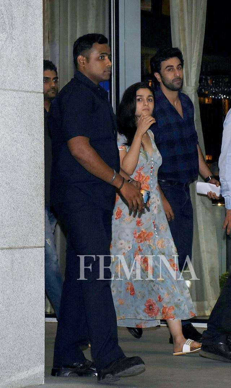 Ranbir Kapoor and Alia Bhatt's couple photos