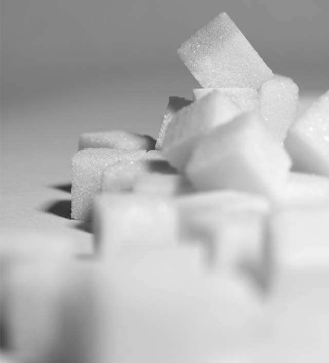 Where did sugar originate?