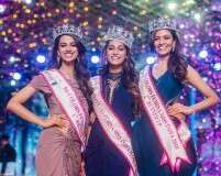 The winners of fbb Colors Femina Miss India 2018