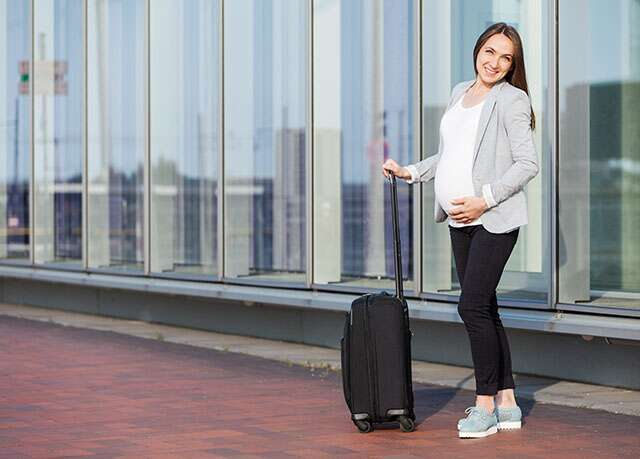 when to travel in pregnancy