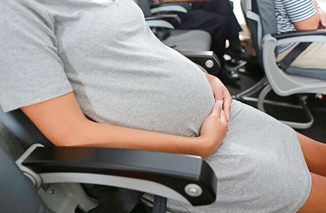 Before you book a cruise liner's check health policies are while travelling during pregnancy