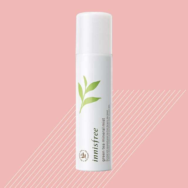 Innisfree Green Tea Mist - Micro